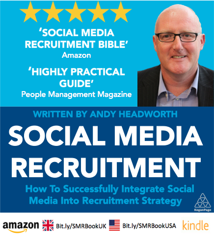My Amazon Best Selling book: Social Media Recruitment